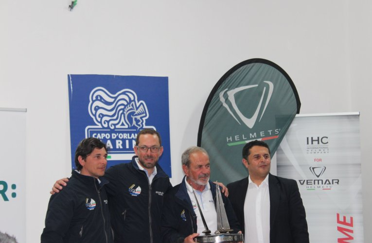 Conclusa la 1^ ed. ROUND AEOLIAN RACE, vince Essenza