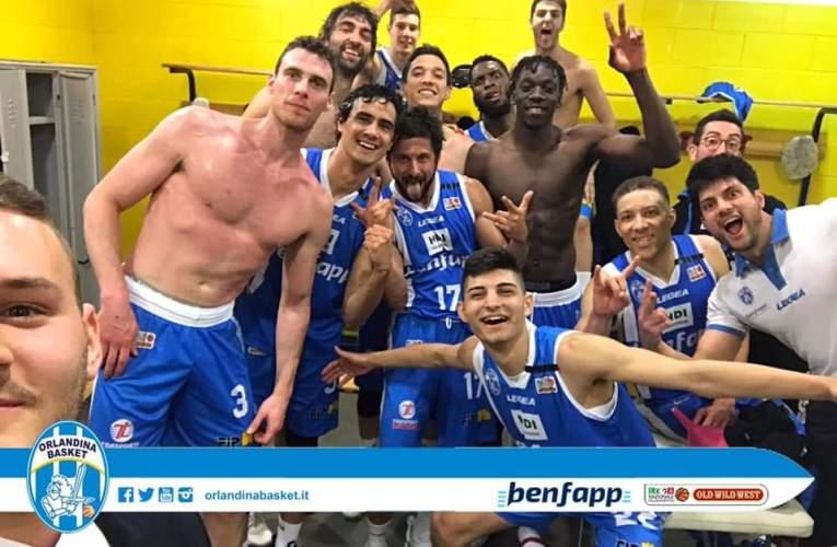 Orlandina Basket, sbanca Biella con un canestro sulla sirena. È semifinale!