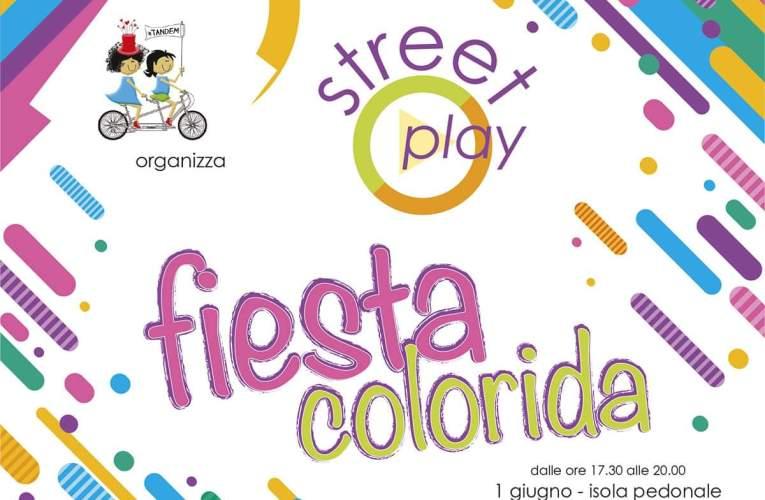 """Fiesta colorita, si terrà a Capo d'Orlando un evento """"colorato""""."""