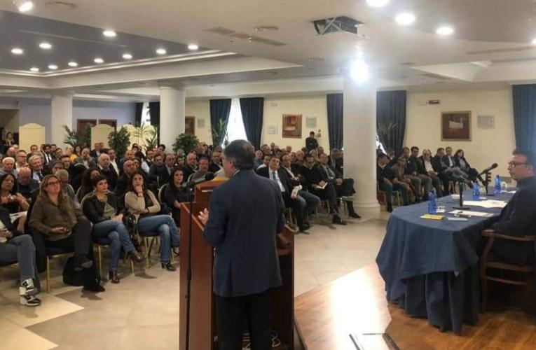 """Assemblea Generale DB. Musumeci: """"è tempo di voltare pagina e guardare con fiducia ai giovani""""."""