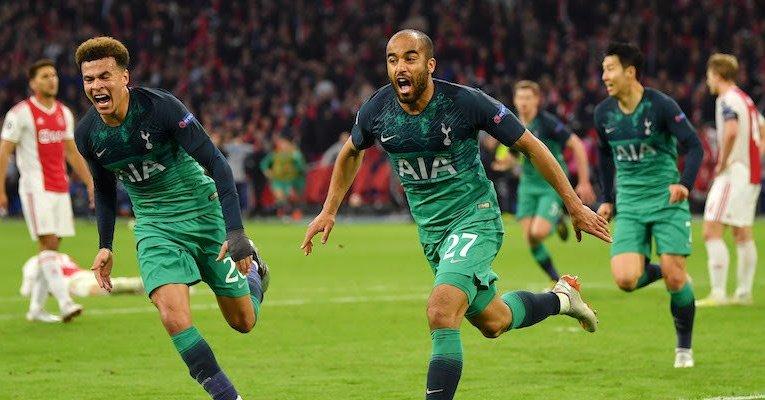 Champions, Ajax-Tottenham 2-3. Che partita! VIDEO
