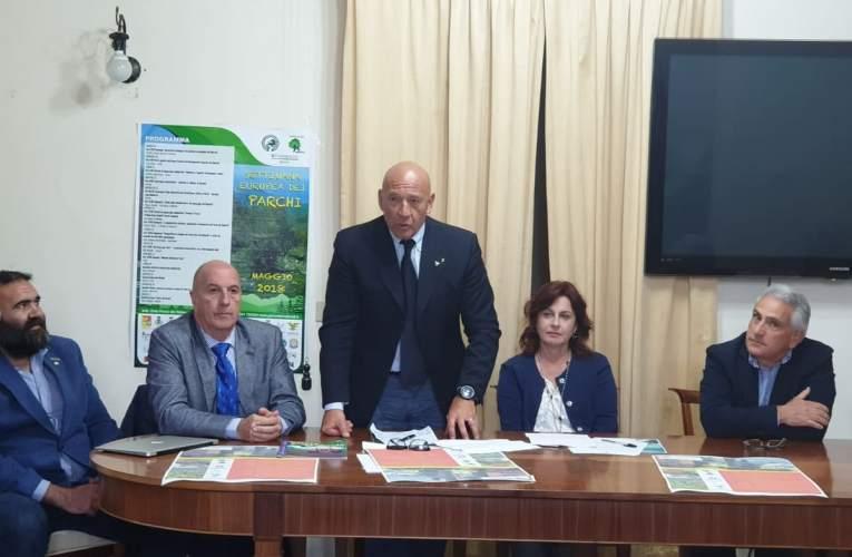Ferlito saluta la comunita' e lascia la direzione del Parco a Barbuzza