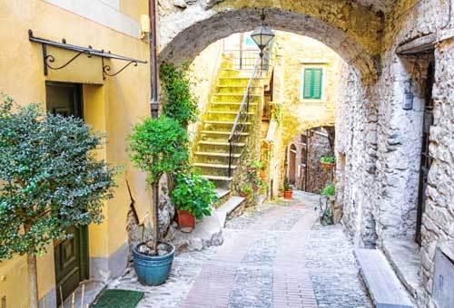 Dolceacqua, il borgo di Monet.