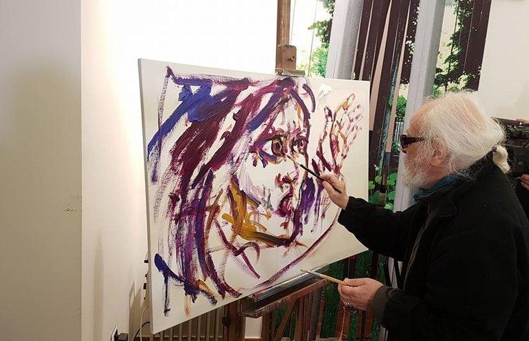 Lettura dell'Immagine, incontro con il Maestro Silvio Benedetto