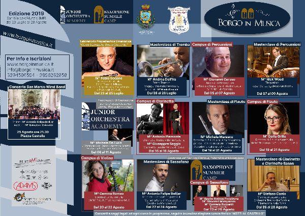 IX edizione Borgo in Musica