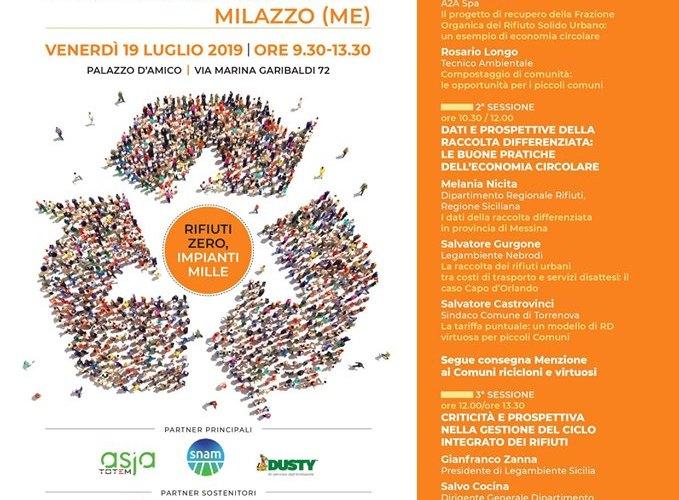 Secondo Ecoforum provinciale su rifiuti ed economia circolare