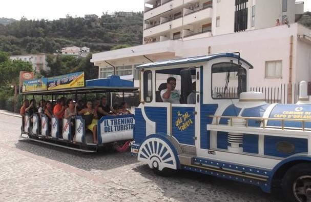 Trenino del turista, dal mese di agosto sarà fruibile tutti i giorni