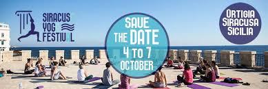 Yoga Festival dal 4 al 7 ottobre a Ortigia