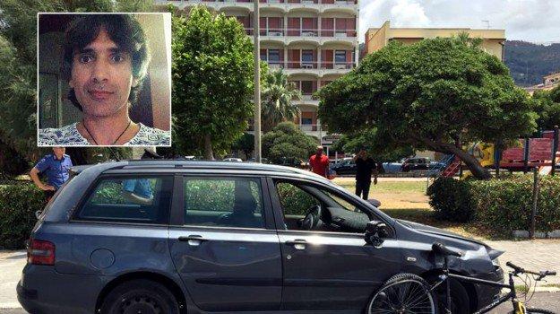 S.Agata Militello, è Giuseppe Mondello, la vittima travolta in bici