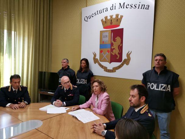 Messina: scoperta banda di trafficanti di droga italiani e albanesi