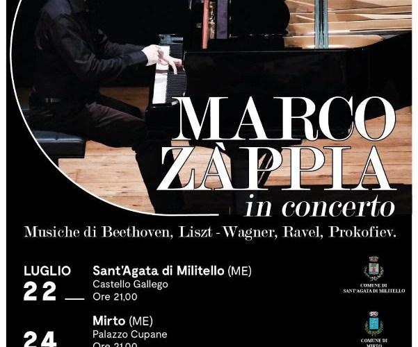 Concerto di Marco Zàppia – Estate Aluntina 2019