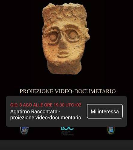Un video per documentare la storia di Agatirno