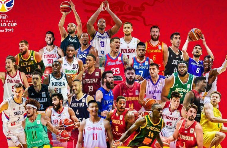Mondiale Cina 2019: i 32 Roster delle Nazionali