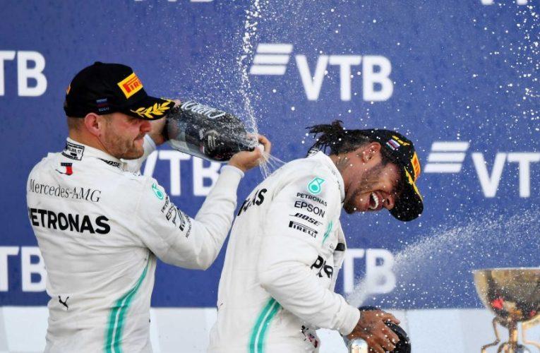 GP Russia: Riscatto Mercedes! torna a vincere Lewis Hamilton.