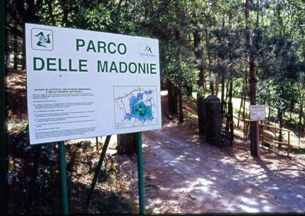 Parco delle Madonie. New entry: Alimena, Blufi, Bompietro, Gangi e Lascari.