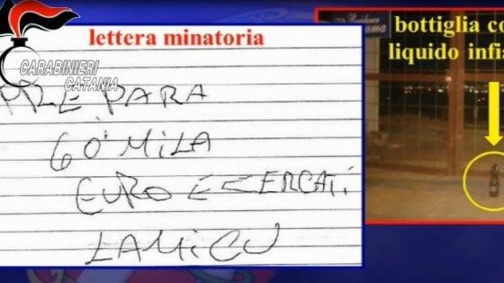 Estorsioni, droga e armi: è blitz contro il clan Santapaola-Ercolano. Nomi e foto dei 31 arrestati |VIDEO