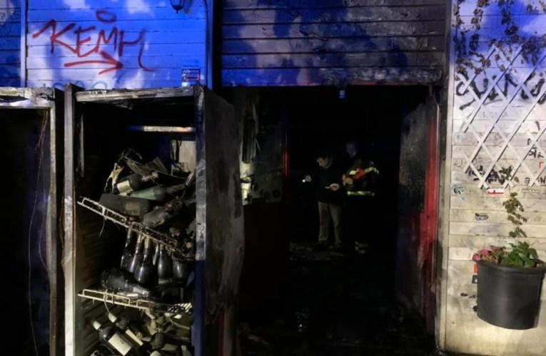 Roma, altro rogo in un locale vicino alla libreria incendiata: è il Baraka Bistrot