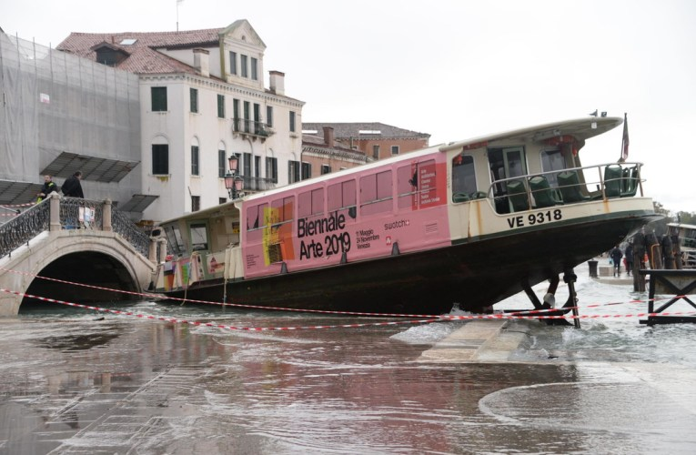 Venezia: due morti! emergenza fino a venerdì