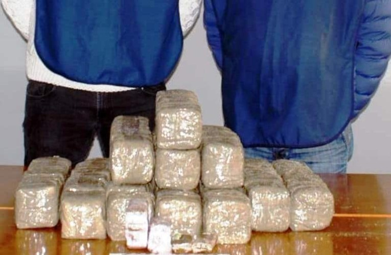 Messina, duro colpo al traffico di droga: sequestrati 600 panetti di hashish a Capo d'Orlando