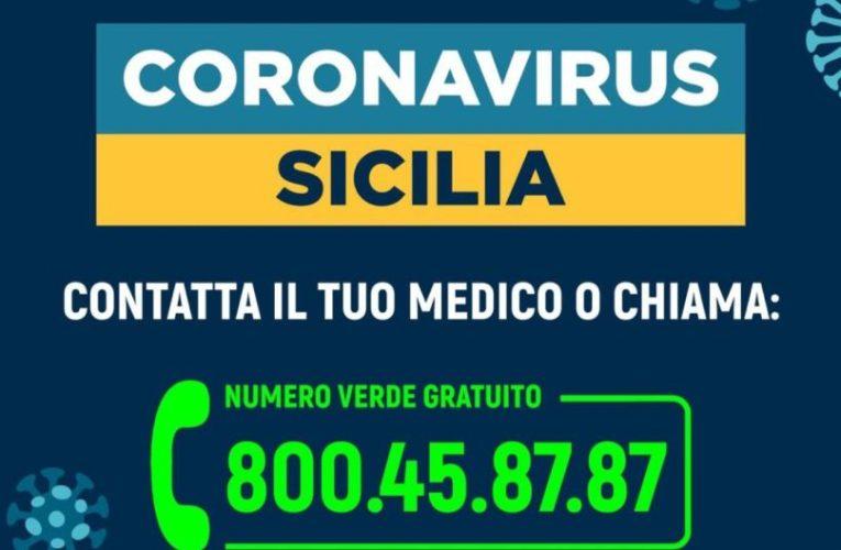 Testimonianza del primo siciliano guarito da Coronavirus