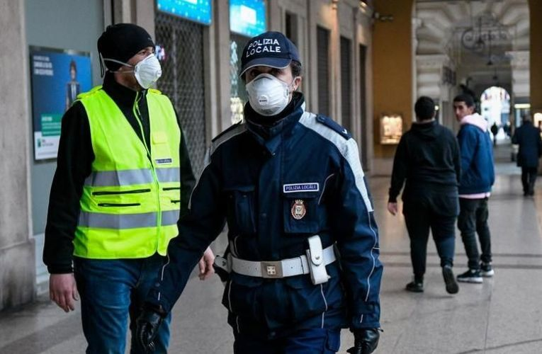 Milano, Coronavirus, tolleranza zero, 174 persone denunciate in 24 ore