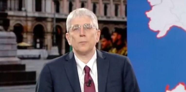 AGCOM: la sanzione a Mario Giordano per l'intervista a Vittorio Feltri sui meridionali inferiori