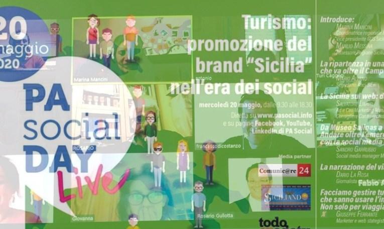 PA Social Day. Il 20 maggio la terza edizione dell'evento dedicato alla comunicazione e informazione digitale.