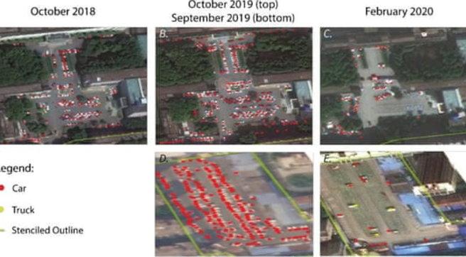 Coronavirus, uno studio di Harvard: gli ospedali di Wuhan erano già affollati ad ottobre
