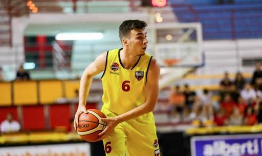 Orlandina Basket: Flavio Gay primo acquisto stagionale 2020/2021 [VIDEO,FOTO e Rumors di Mercato]