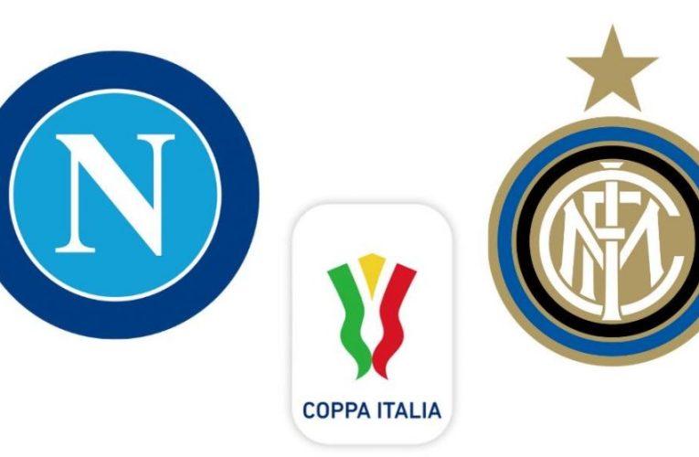 Coppa Italia: Il Napoli accede alla finale pareggiando 1-1 contro l'Inter [TABELLINO]