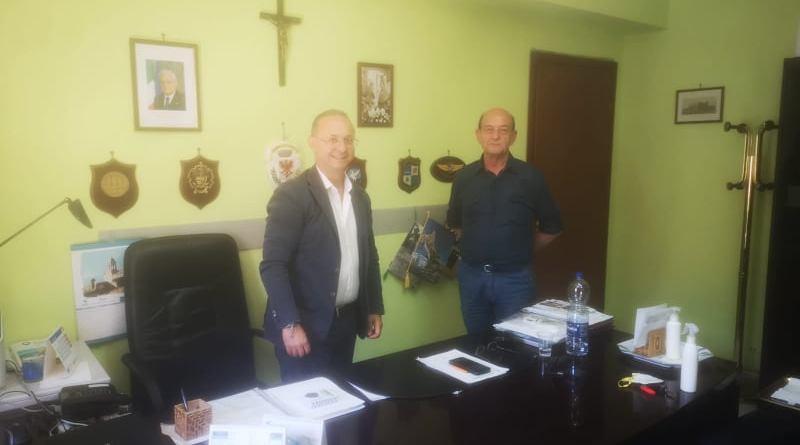 Il presidente Barbuzza incontra il sindaco di Cappadona