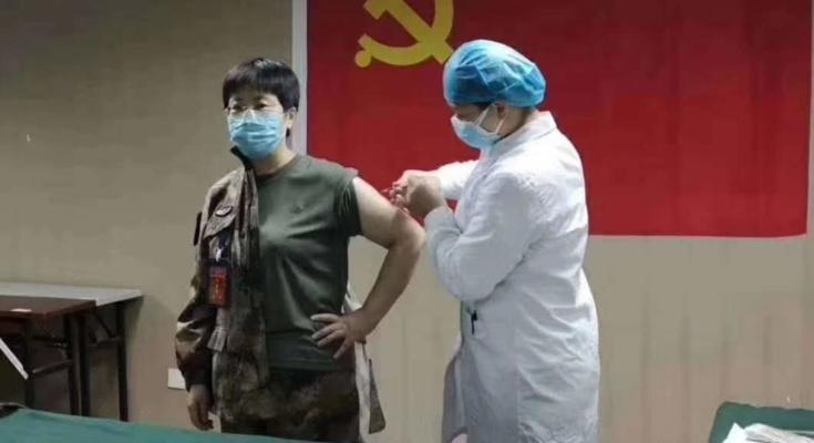 Cina, prima approvazione per un candidato vaccino contro il Covid