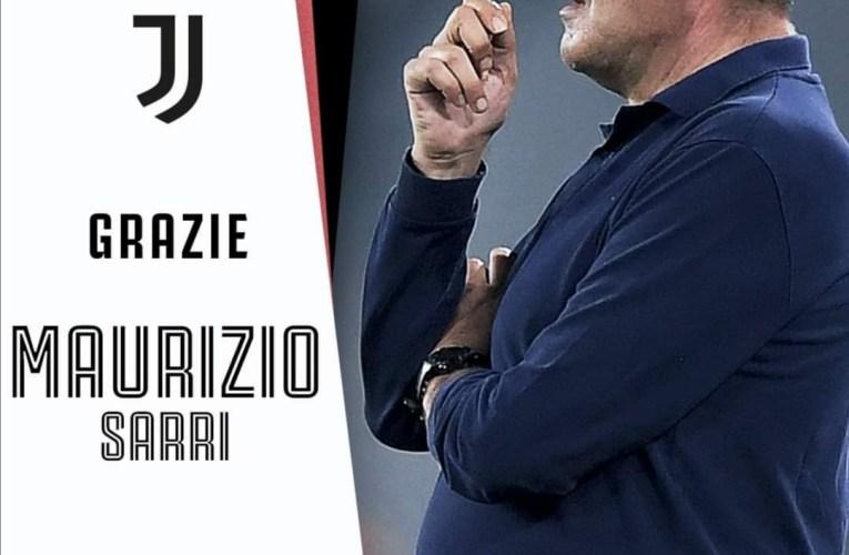 Ufficiale, Maurizio Sarri esonerato