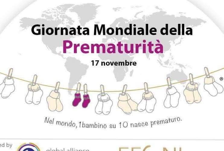 17 novembre – Giornata mondiale del prematuro.