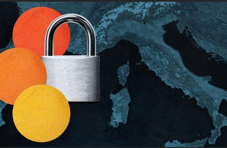 """Sicilia in zona arancione e non rossa fino al 15 gennaio, poi il nuovo Dpcm. Musumeci: """"Lo abbiamo chiesto noi""""!"""