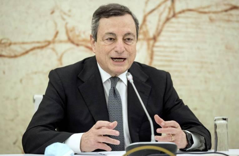 I redditi di Draghi: premier senza stipendio