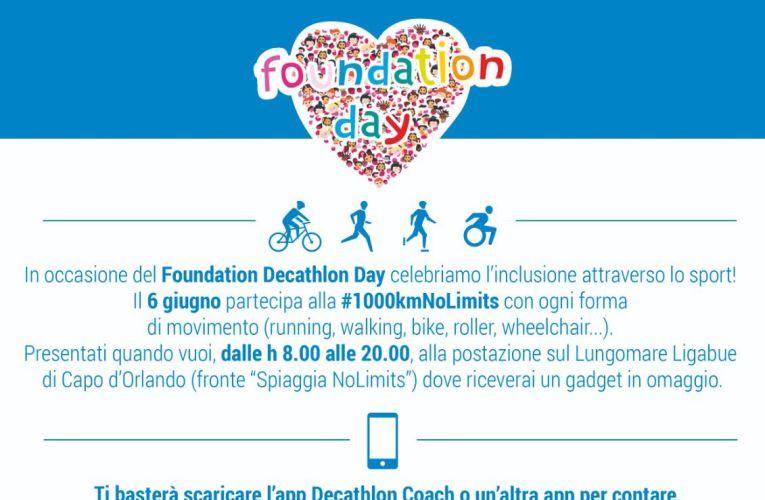"""""""1000 km NoLimits"""" Manifestazione sportiva di solidarietà per sostenere l'inclusività attraverso lo sport"""