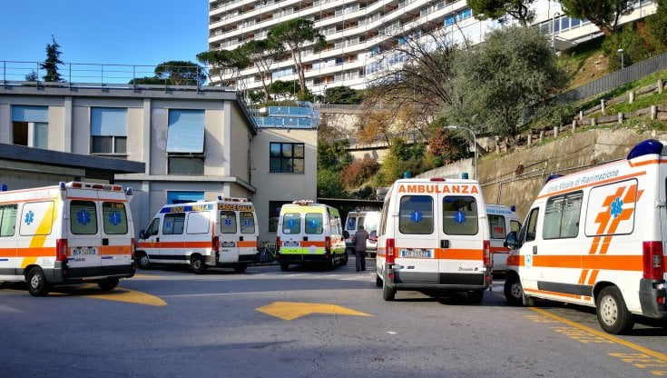 Cc Nas sequestrano 3 ambulanze non autorizzate a Caltagirone