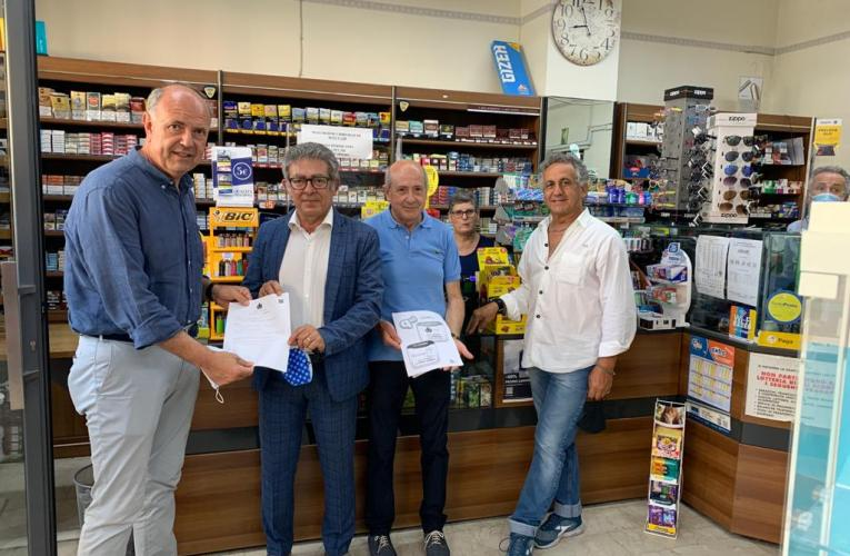 Milazzo (Me) – Da oggi i certificati anagrafici del Comune rilasciati anche dai Tabacchini