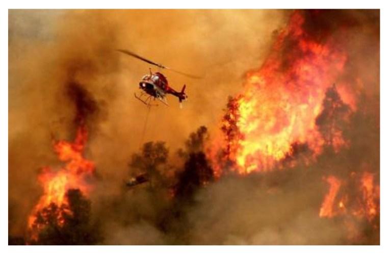 Sardegna in fiamme, Musumeci: «Carcere a vita per incendiari, solidarietà a Solinas e popolo sardo»