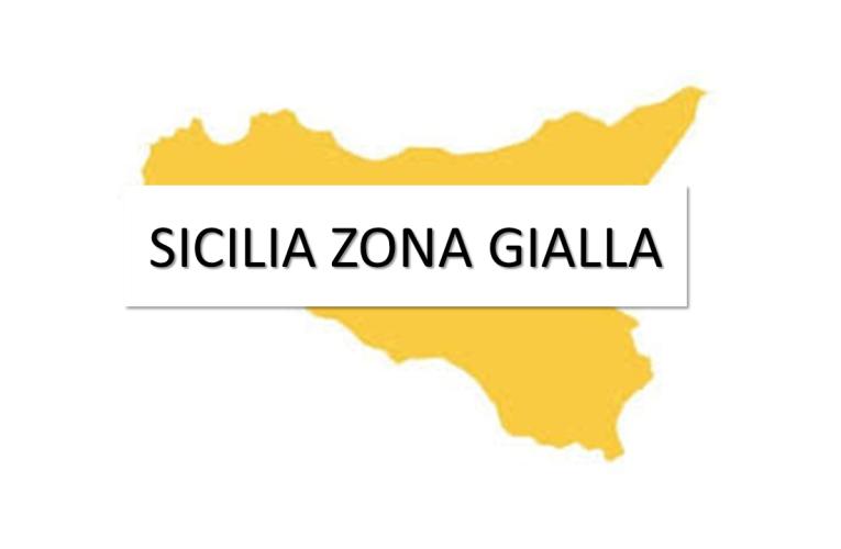 Pochi vaccini e molti contagi: scatta la zona gialla e arancione per 55 Comuni in Sicilia