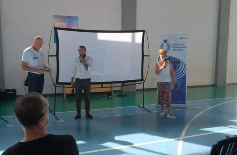 Milazzo ospita il campione di volley Franco Bertoli. Presente l'assessore Nicosia
