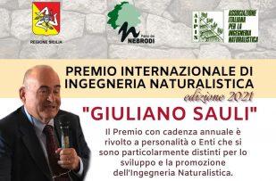 """Parco dei Nebrodi: presentazione II^ Edizione del Premio Internazionale di Ingegneria Naturalistica """"Giuliano Sauli"""""""
