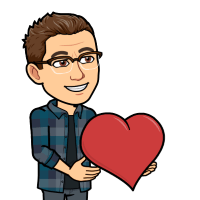 Matt BitEmoji holding a love heart, why blogging is important, business blog, copywriter