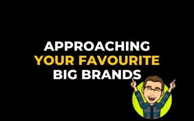 APPROACHING YOUR FAVOURITE BIG BRANDS