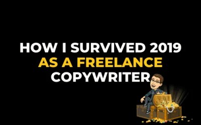 HOW I SURVIVED 2019 AS A FREELANCE COPYWRITER