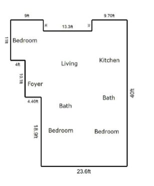 113 fort evans floor plan