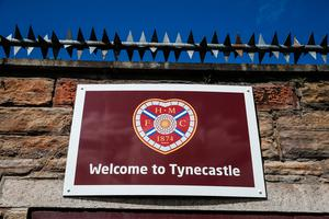 Hearts have been relegated after a decision was made to conclude the Scottish Premiership season with immediate effect