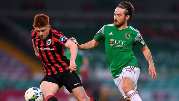 Cork City face trip to Shamrock Rovers as FAI Cup second round draw made -  Independent.ie