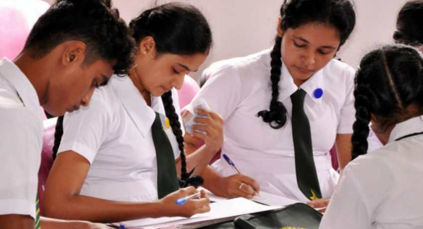 Date fixed for GCE O/L exam